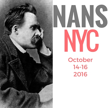 North American Nietzsche Society 2016
